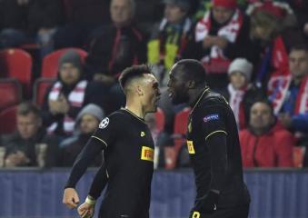 劳塔罗:和卢卡库友谊已超足球 场上场下都很融洽